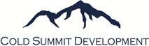 COLD SUMMIT DEVELOPMENT Logo